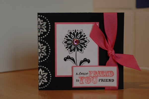 Preview of True Friend Stamp Set from the New Catalogue