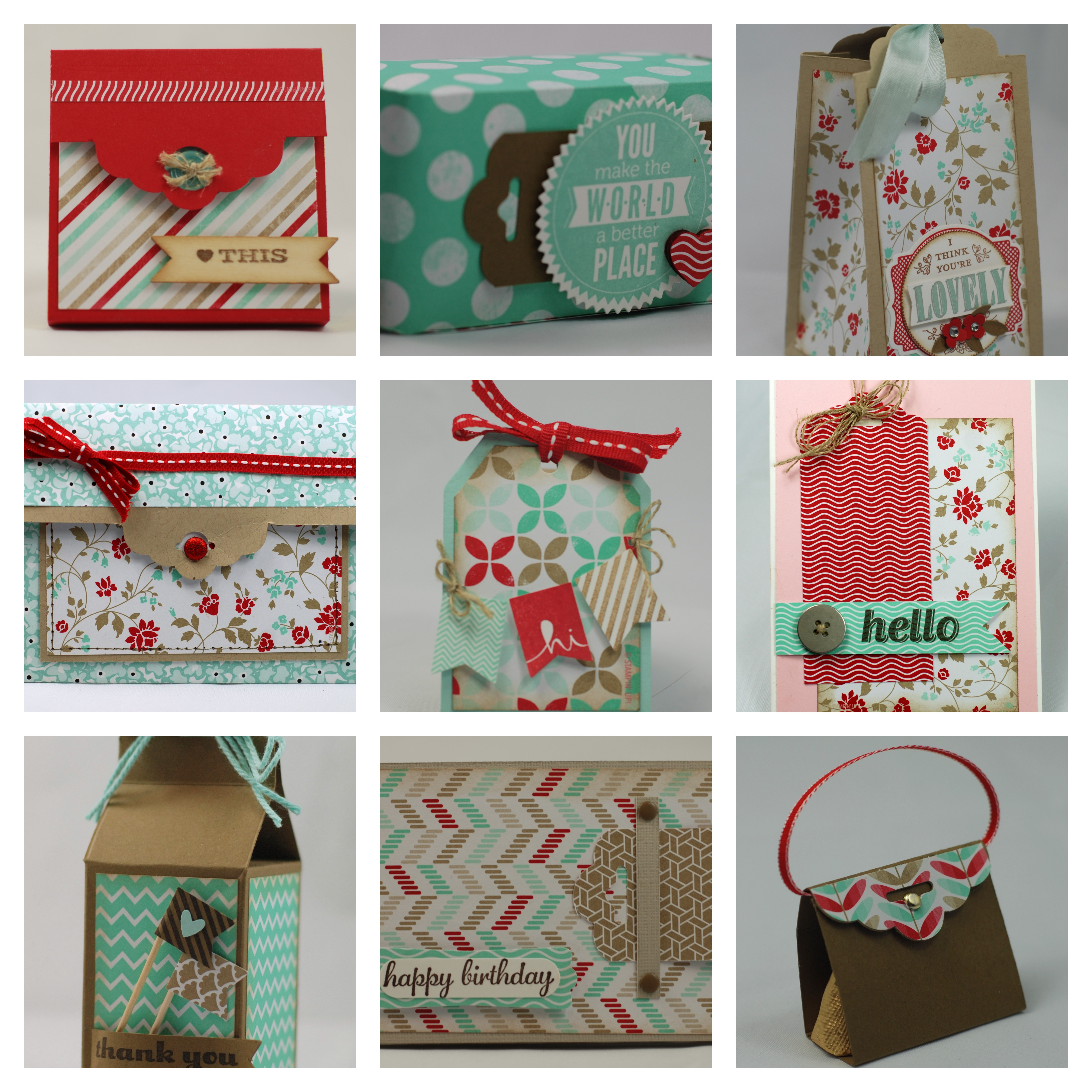 Tag Topper Punch Tutorial