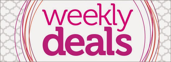 stampin up weekly deals www.michellelast.co.uk