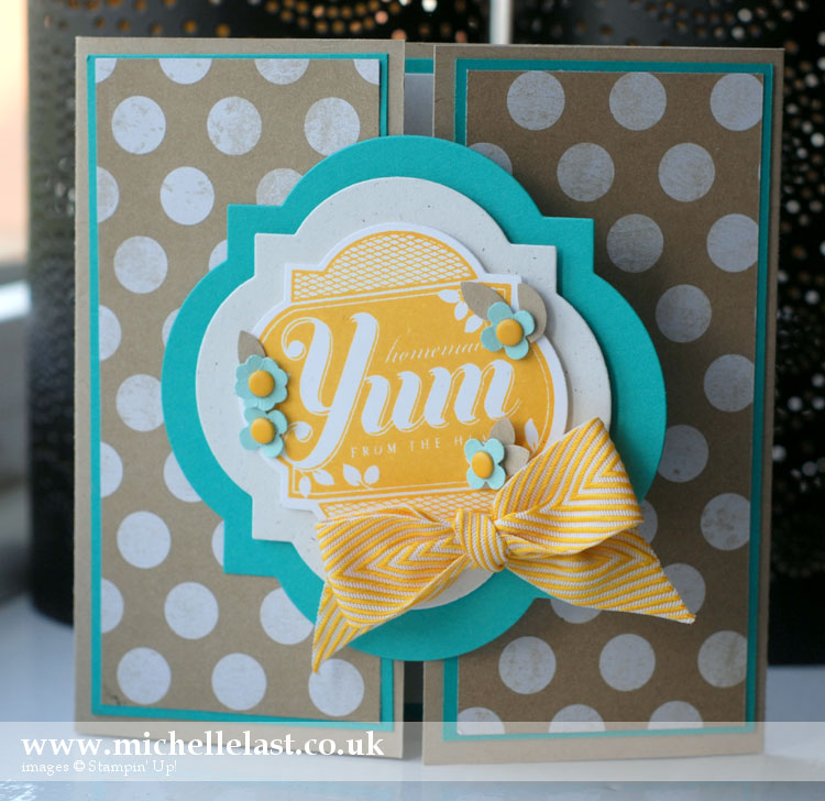Friendship preserves stamp set from Stampin Up by MIchelle Last