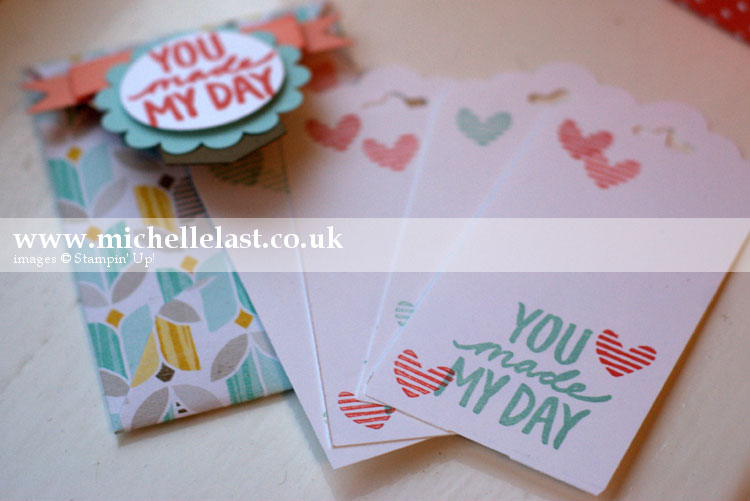 Best Day Ever from Stampin Up