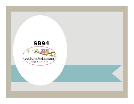 stamping&Blogging#94