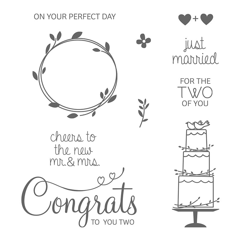 Your Perfect Day from Stampin' Up!