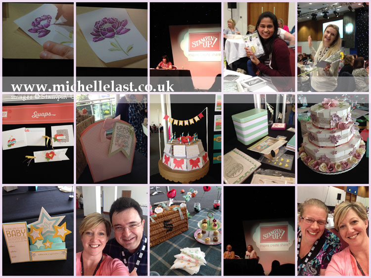 stampin up telford event