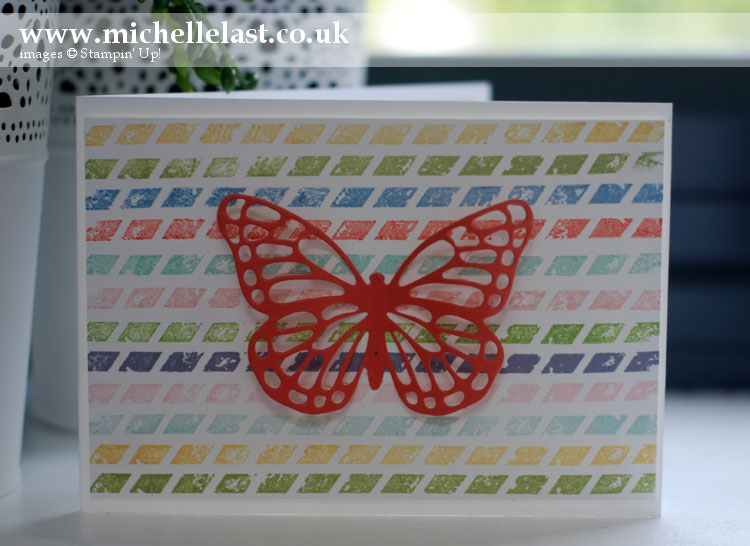 Butterfly Basics from Stampin' Up!