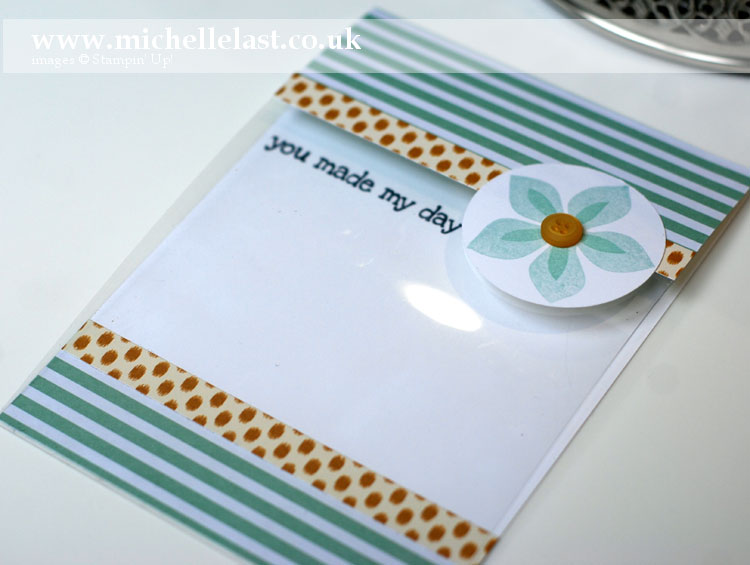 flower-fair from Stampin Up