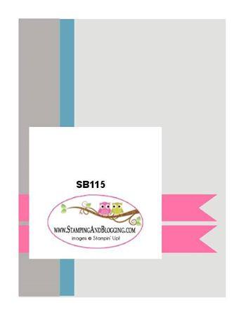 Stamping&Blogging 115
