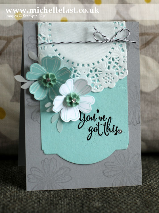 Flower Shop from Stampin' Up!
