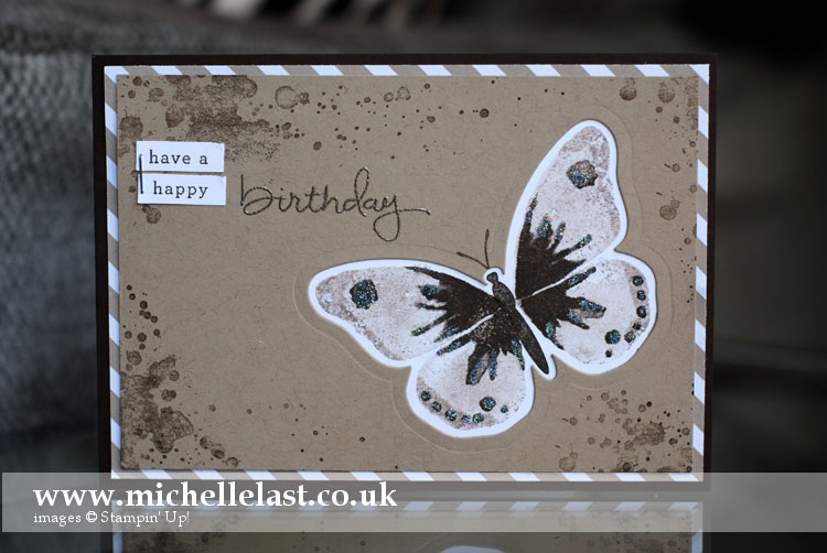 watercolour-wings from Stampin Up