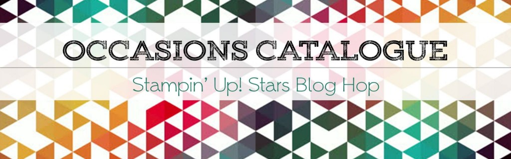 Stampin Up Seasonal Catalogue Blog Hop