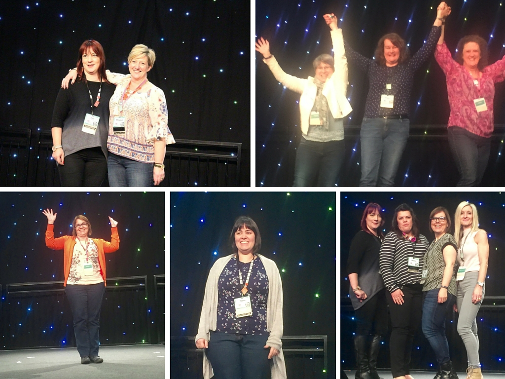 Stampin Up OnStage recognition