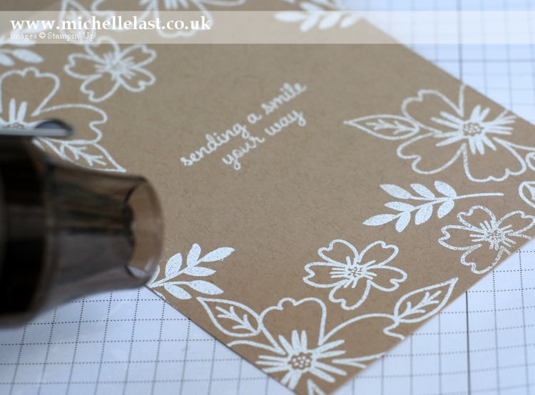 Technique 101 - Embossing using Love & Affection