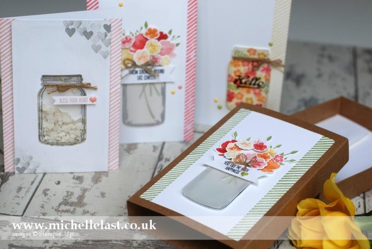 Jar of Love FREE tutorial from Michelle Last