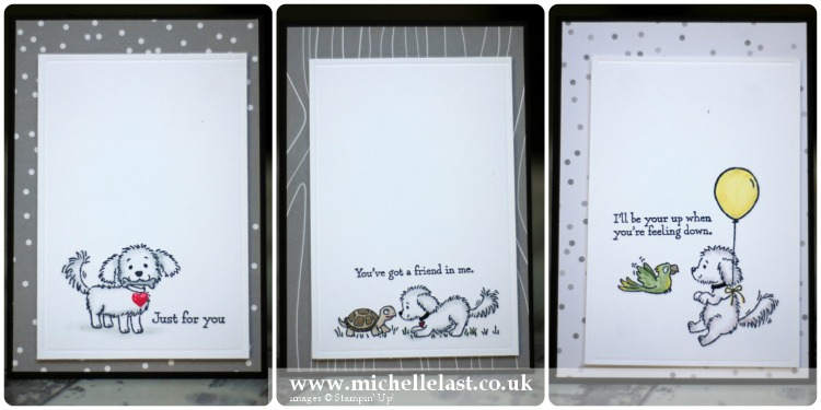 Bella & Friends Card Gift Bag #GDP045