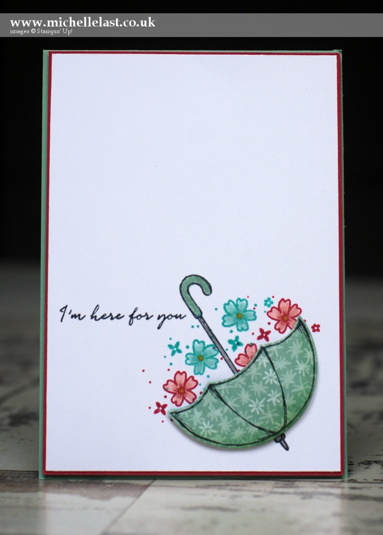 Weather Together from Stampin Up