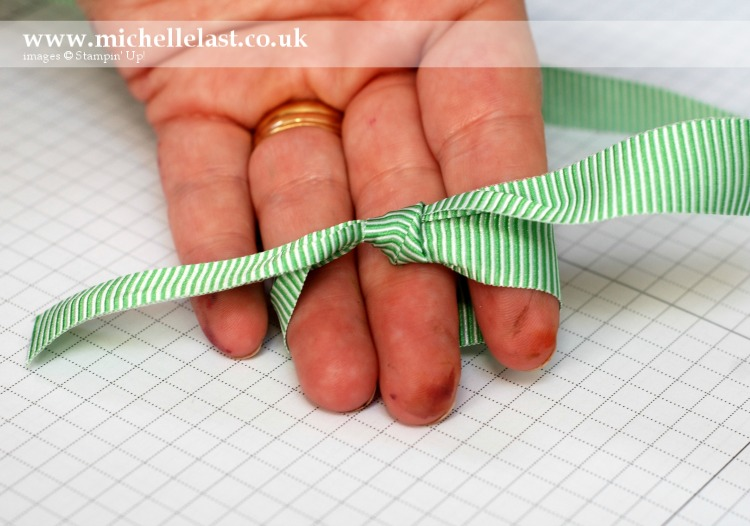 Ribbon Knot by Michelle Last
