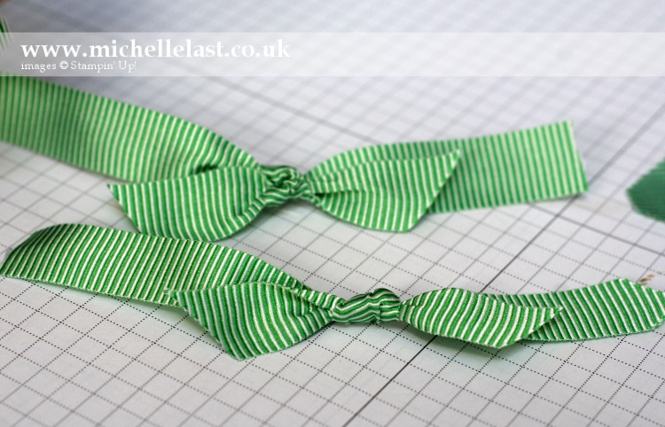 Ribbon Knot made by MIchelle Last