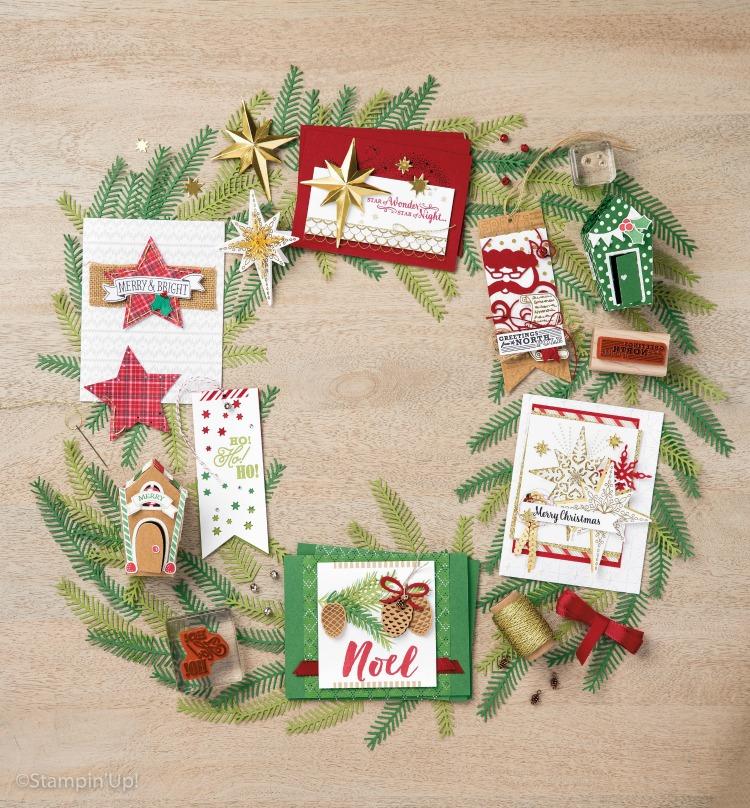 Stampin Up Seasonal Catalogue 2016