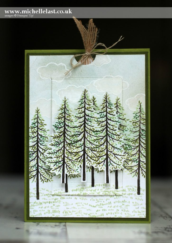 Thoughtful Branches Pop Up Card