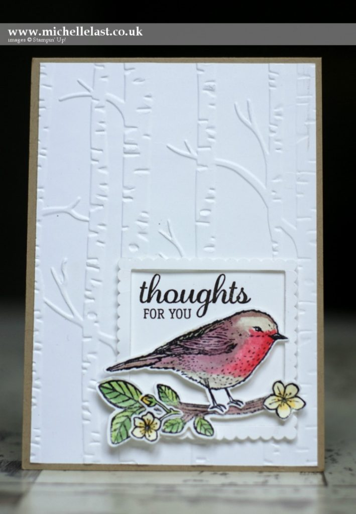 Best Birds from Stampin Up
