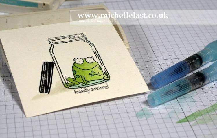 Technique 101 Colouring with Aqua Painters