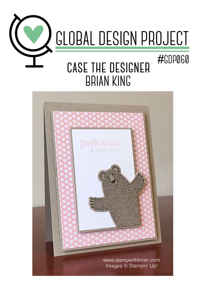 #GDP060 case of Brian King