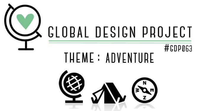 #GDP063 Adventure Theme Challenge