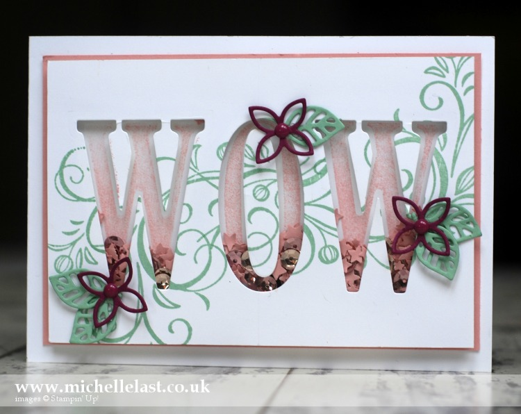 Letters for You from Stampin Up