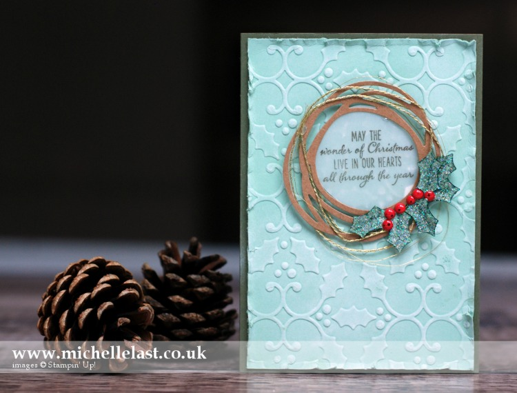 holly-berry-builder-punch from stampin up