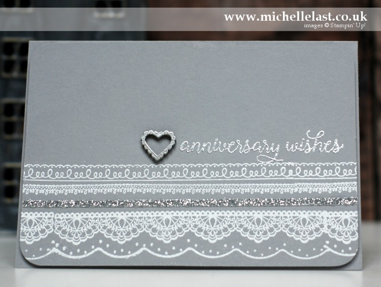 Delicate Details FREE from Stampin Up