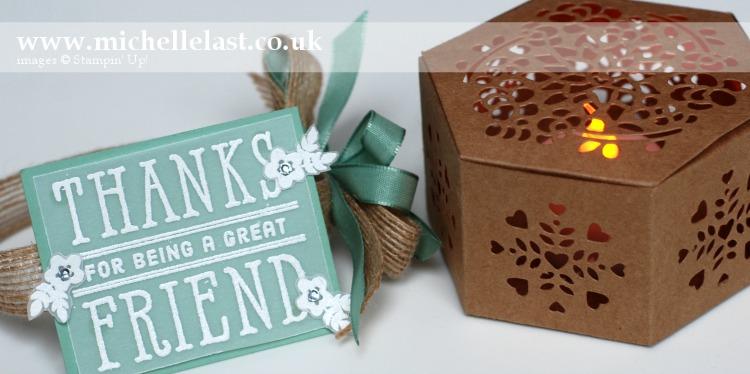 Windowbox thinlit dies & Window Shopping Stamp Set from Stampin Up