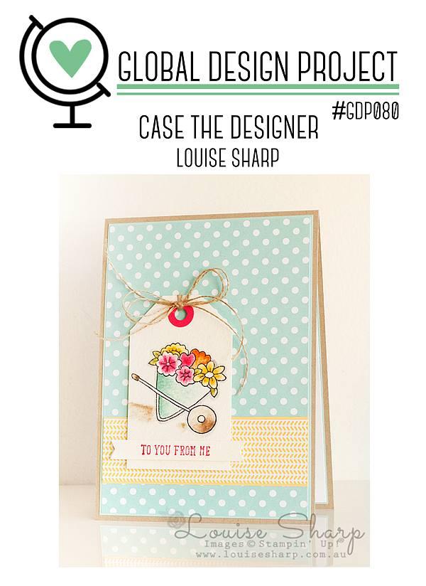 #GDP080 case the designer Louise Sharp