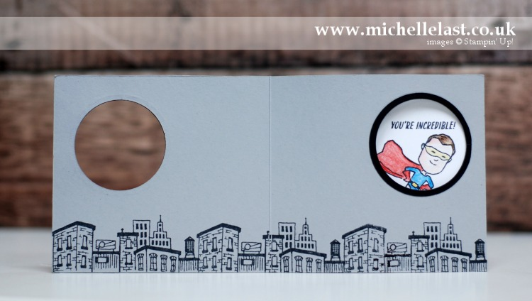 Everyday Hero from Stampin Up