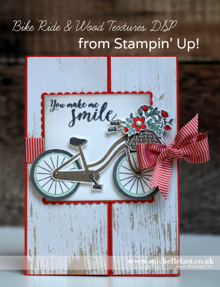 Bike Ride from Stampin Up