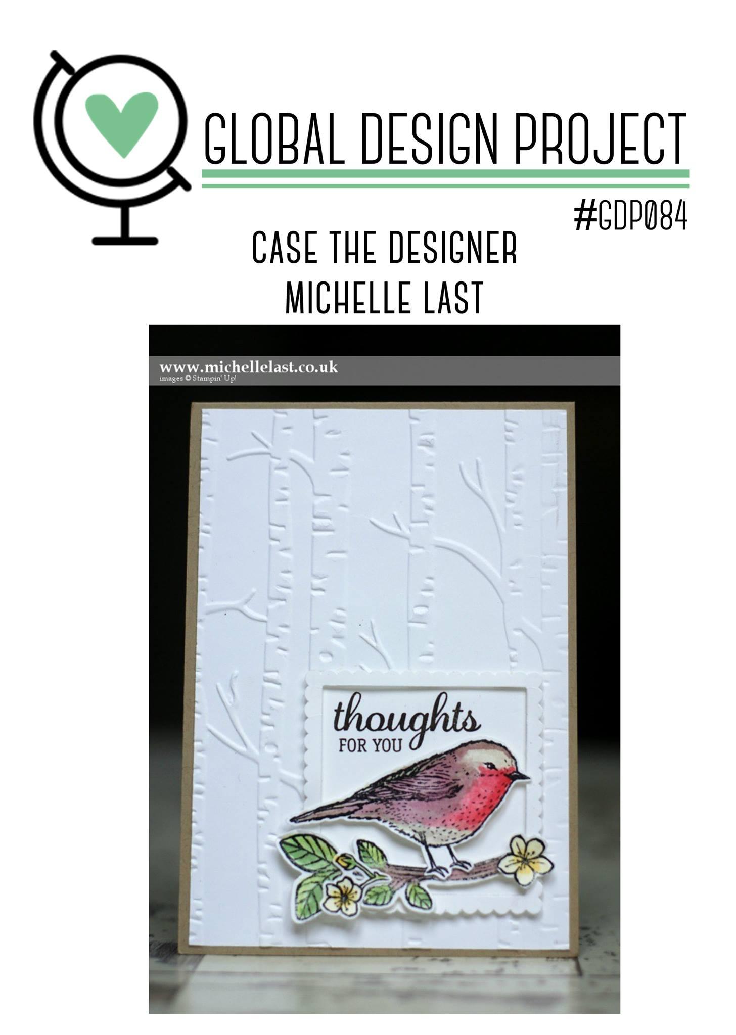 #GDP084 case the designer Michelle Last