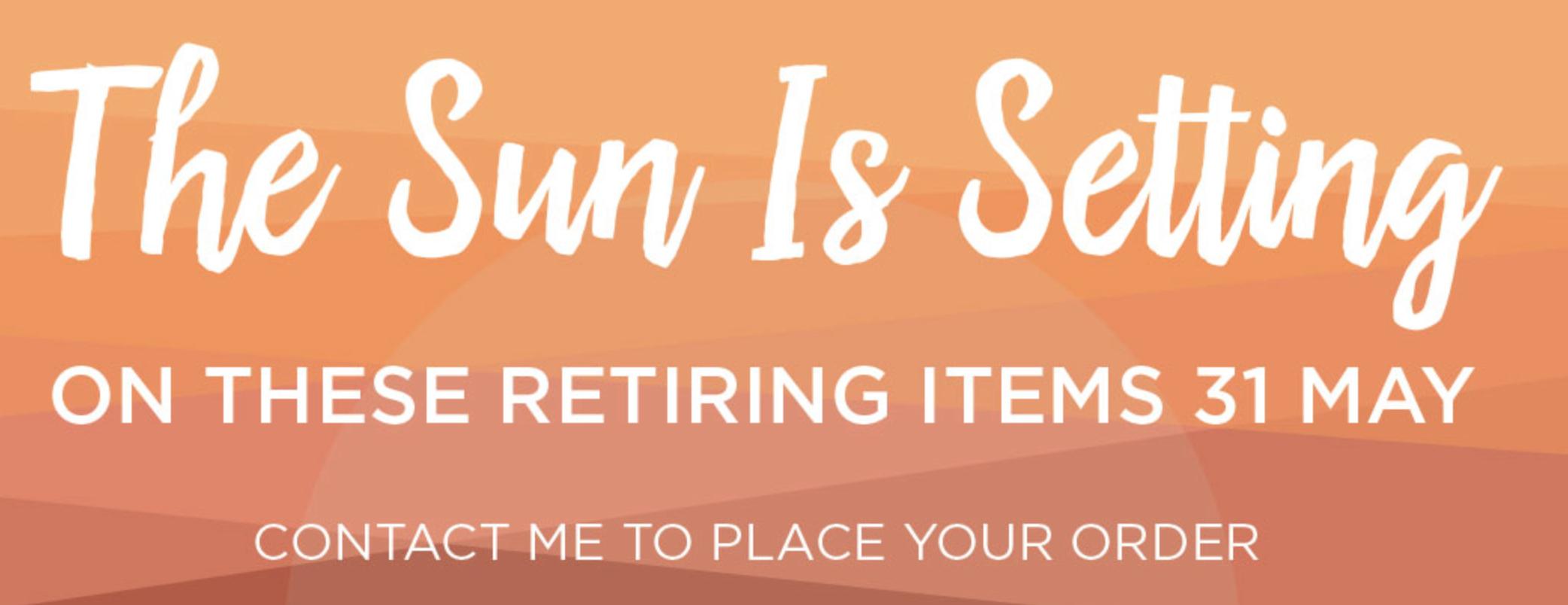 Stampin Up Retiring List 2017