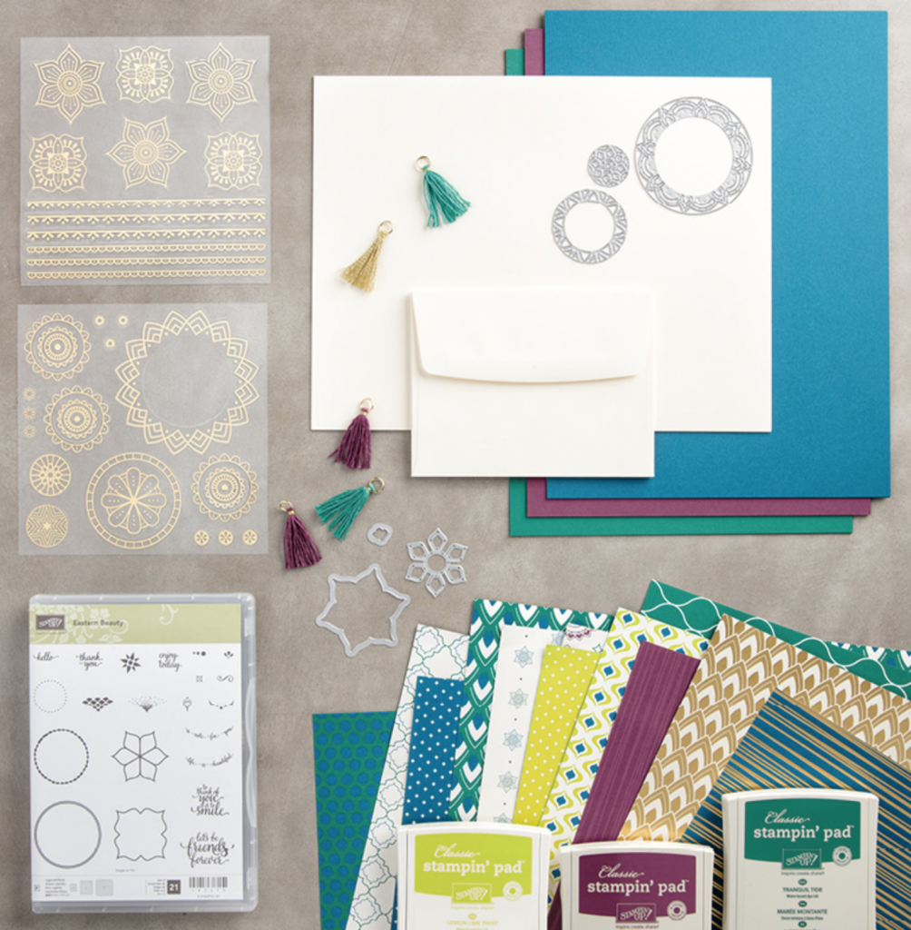 Eastern Palace Premier Bundle from Stampin Up