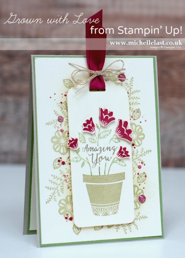 Grown with Love from Stampin' Up!