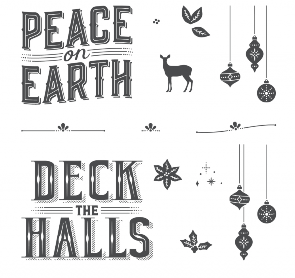 Carols of Christmas from Stampin Up for free