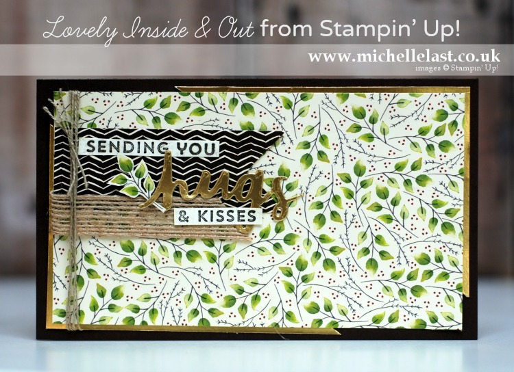 Lovely Inside & Out from Stampin Up
