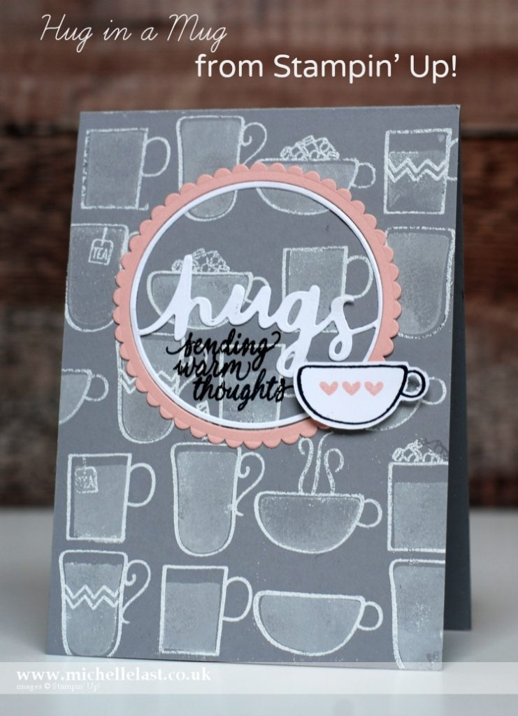 Hug in a Mug from Stampin' Up!