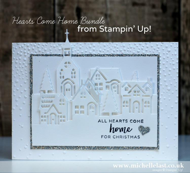 Hearts Come Home Bundle from Stampin' Up!