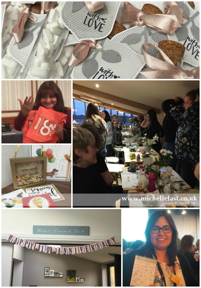 Stampin Up OnStage 2017