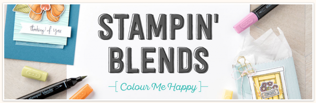 Stampin' Blends from Stampin' Up!