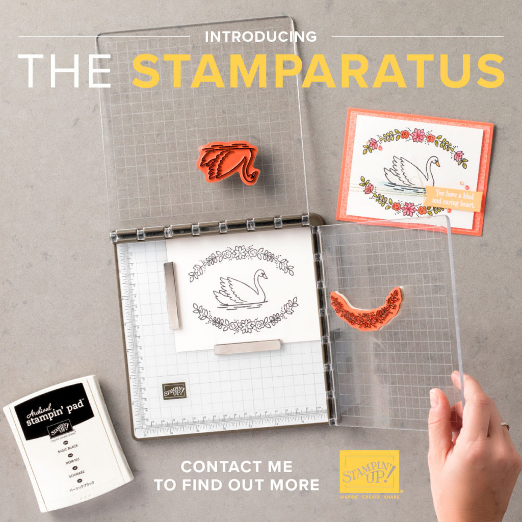 Stamparatus from Stampin Up