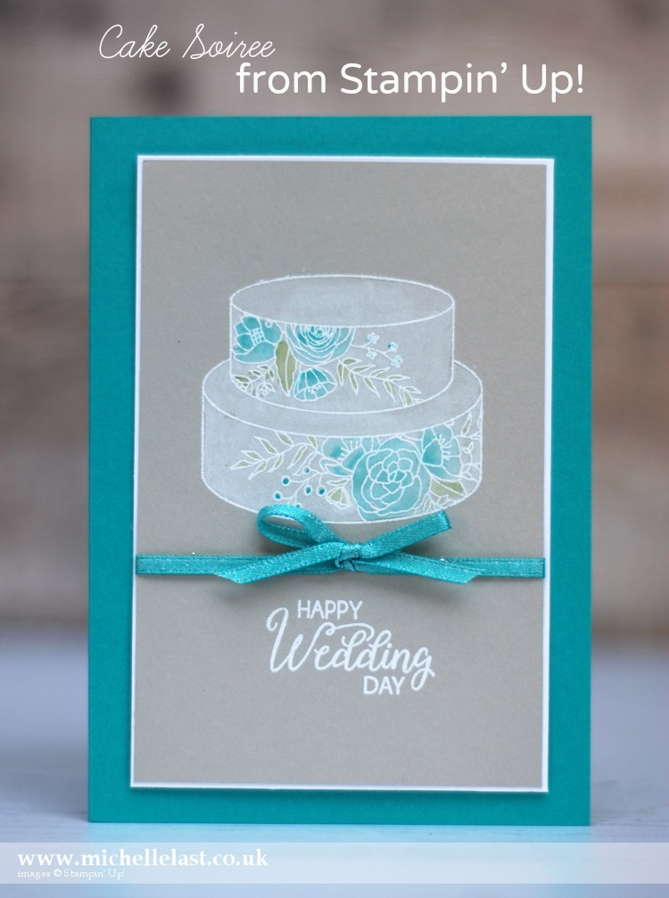Cake Soiree from Stampin Up