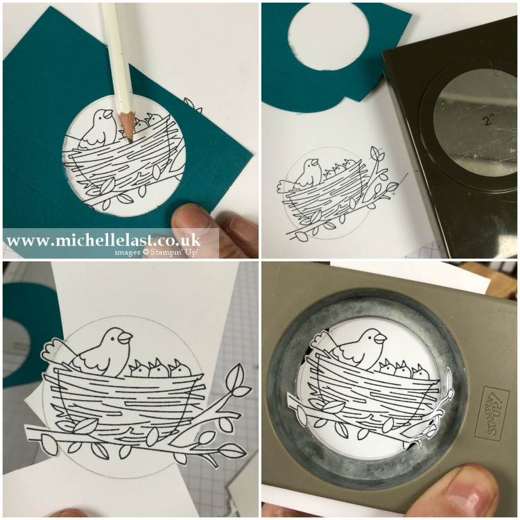Flying Home from Stampin Up