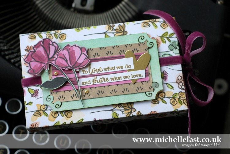 Share What you Love Notecard Box