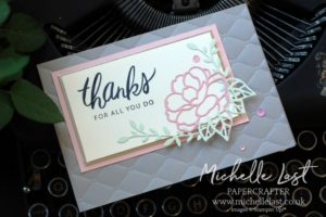 Botanical Tags from Stampin Up