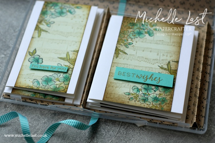 Southern Serenade Vintage Notecards